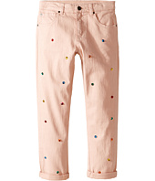 Stella McCartney Kids - Lohan Jewel Embellished Denim Pants (Toddler/Little Kids/Big Kids)