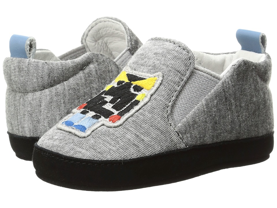 Fendi Kids - Monster Crib Shoes