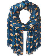 Bindya - Lulla by Bindya Fox Print Scarf