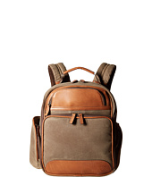 Allen-Edmonds - Canvas/Leather Backpack