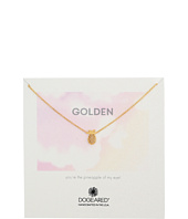 Dogeared - Golden Pineapple Necklace