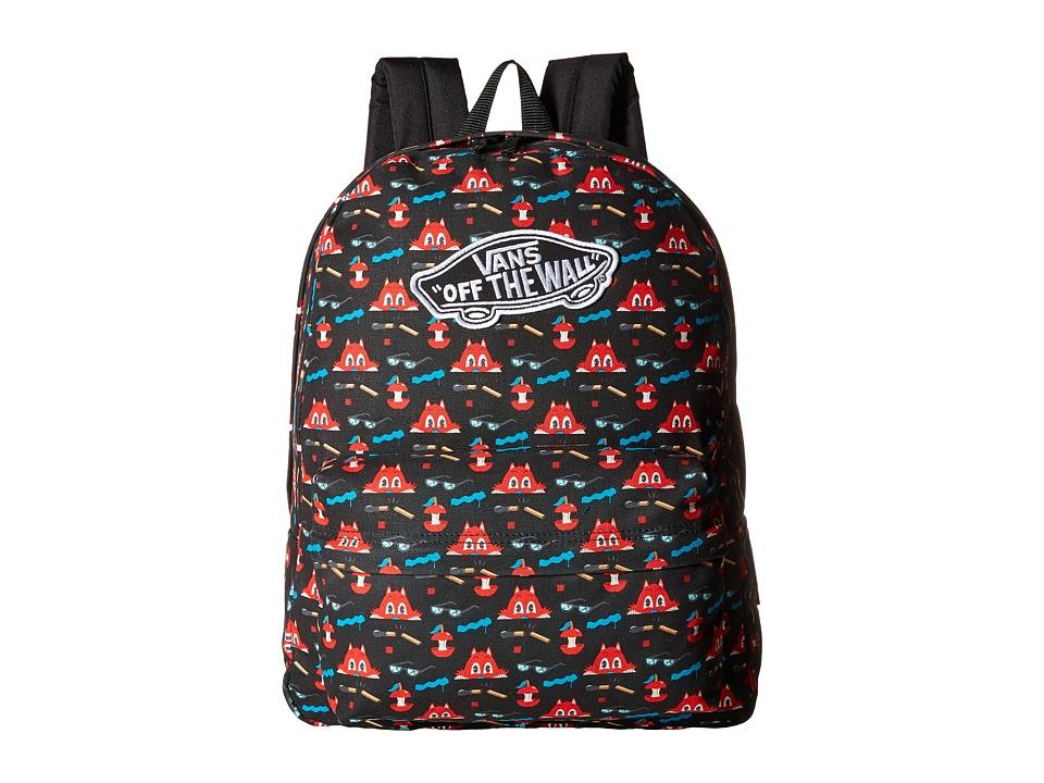 Vans - Dabsmyla Backpack (Black) Backpack Bags