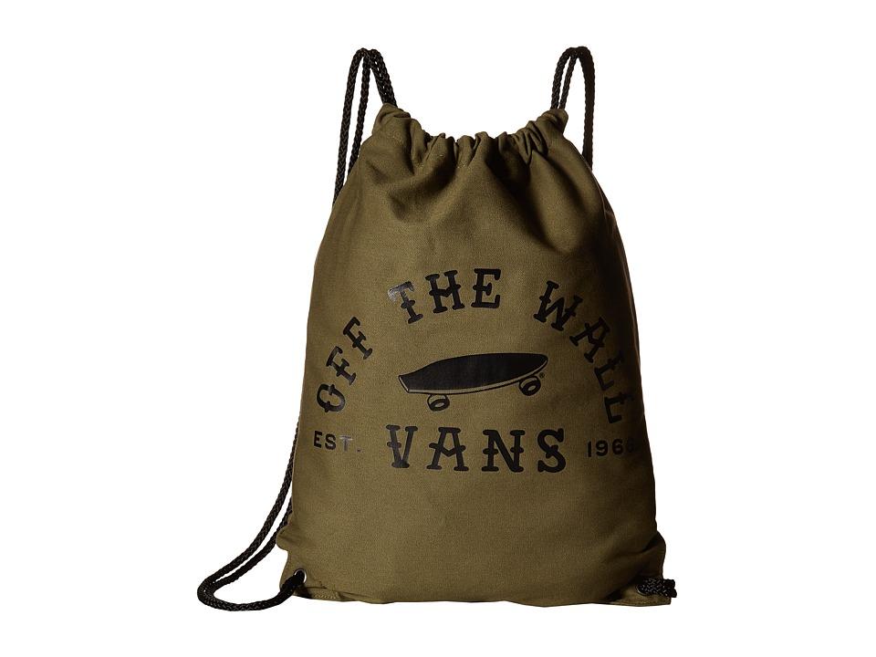 Vans - Benched Novelty Bag (Ivy Green) Bags