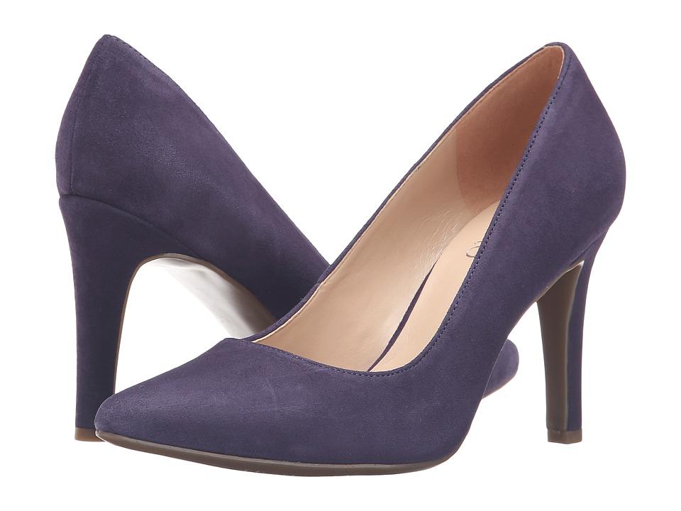 Franco Sarto - Amore (Purple Suede) Women