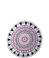 Plush - Stardial Round Beach Towel