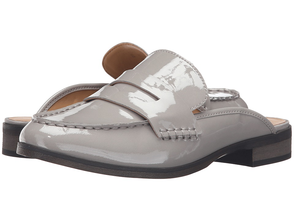 Franco Sarto - Brently (Silky Grey Patent) Women