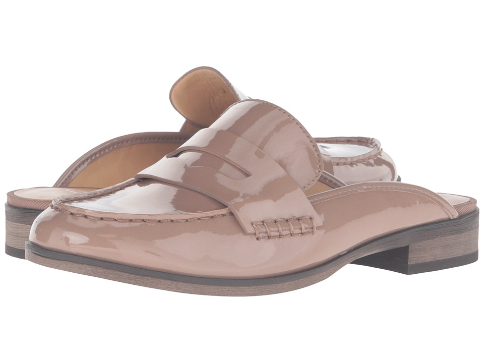 Franco Sarto - Brently (Blush Taupe Patent) Women
