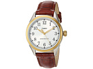 Timex - Briarwood Terrace Croco Pattern Leather Strap