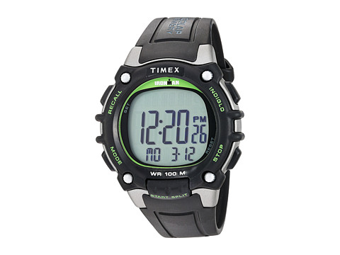 Timex Ironman® Classic 100 Full-Size Resin Strap