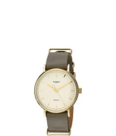 Timex - Weekender Fairfield Leather Slip-Thru Strap