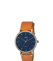 Timex - Fairfield Leather Slip-Thru Strap
