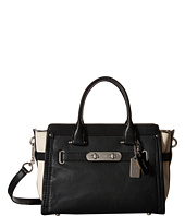 COACH - Color Block Coach Soft Swagger 27