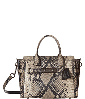 COACH - Stamped Snakeskin Coach Swagger 27