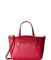 COACH - Pebbled Prairie Satchel