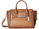 Burnished Leather Coach Swagger 27
