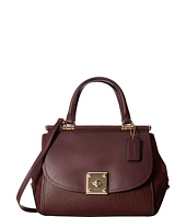 COACH - Mixed Leather Drifter Carryall