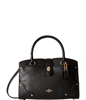 COACH - Grain Leather Mercer 24 Satchel
