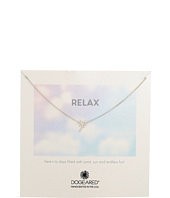 Dogeared - Relax Palm Tree Necklace