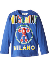 Moschino Kids - Mini Me Question Mark Logo Tee (Infant/Toddler)