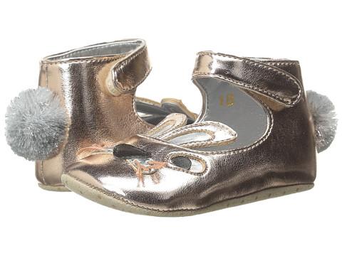 Stella McCartney Kids Hopper Bunny Shoes (Infant/Toddler) - Dusky Pink