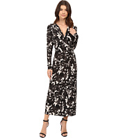 KAMALIKULTURE by Norma Kamali - Dolman Wrap Dress