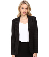 KAMALIKULTURE by Norma Kamali - Single Breasted Jacket Bonded