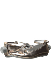 Stella McCartney Kids - Hopper Metallic Bunny Shoes (Toddler/Little Kid/Big Kid)