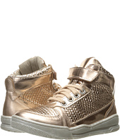 Stella McCartney Kids - Darby Metallic Lace-Up Hi-Top Sneakers (Toddler/Little Kid/Big Kid)