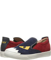 Fendi Kids - Slip-On Monster Sneakers (Big Kid)