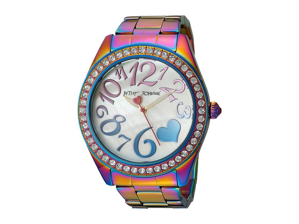Betsey Johnson - BJ00624-01 - Oil Slick (Oil Slick) Watches