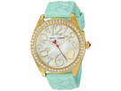 Betsey Johnson - BJ00048-171 - Mint Silicone Strap