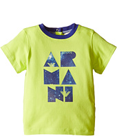 Armani Junior - Armani Logo Tee (Infant)