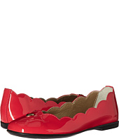 Armani Junior - Patent Leather Ballet Flat (Toddler/Little Kid/Big Kid)