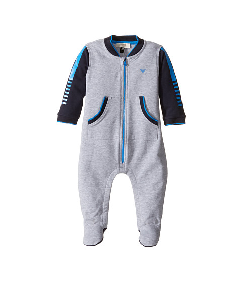 Armani Junior Tracksuit One-Piece (Infant)