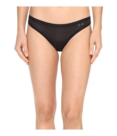 Under Armour Pure Stretch Sheers Bikini - Black