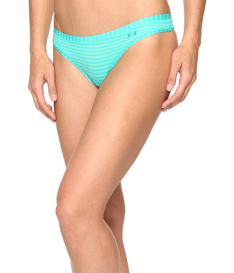 Under Armour Sheers Thong Novelty - Absinthe Green