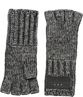 John Varvatos Star U.S.A. - Cappuccino Fingerless Gloves