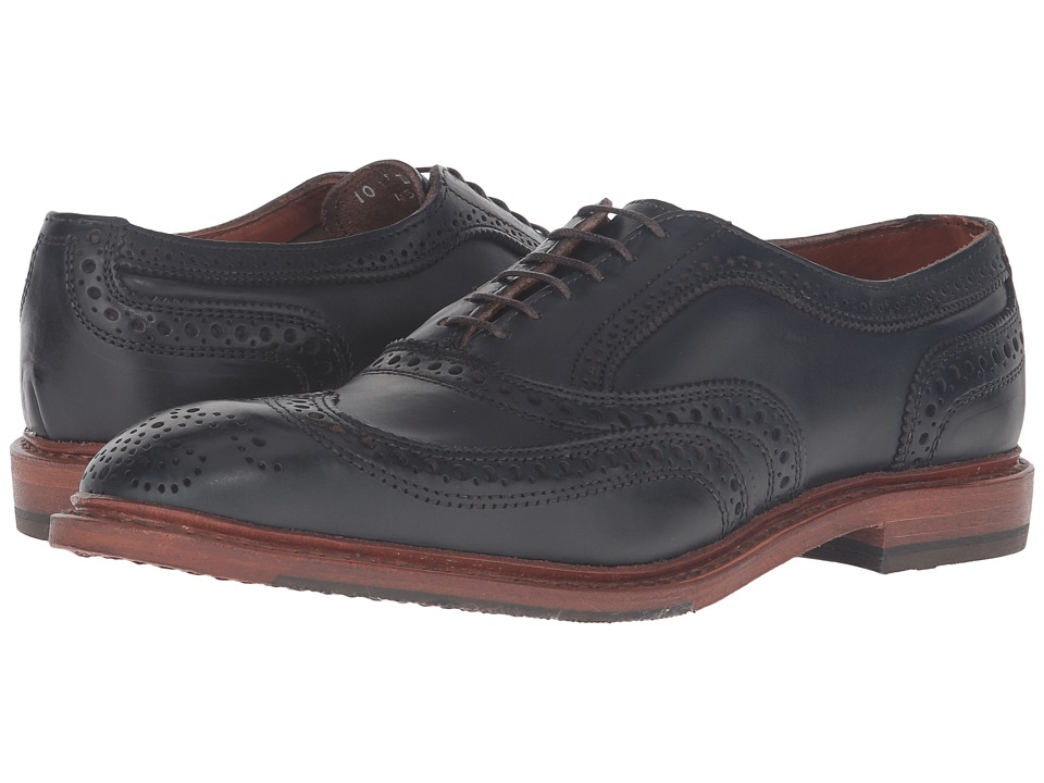 Allen-Edmonds Neumok 2.0 (Navy Leather) Men