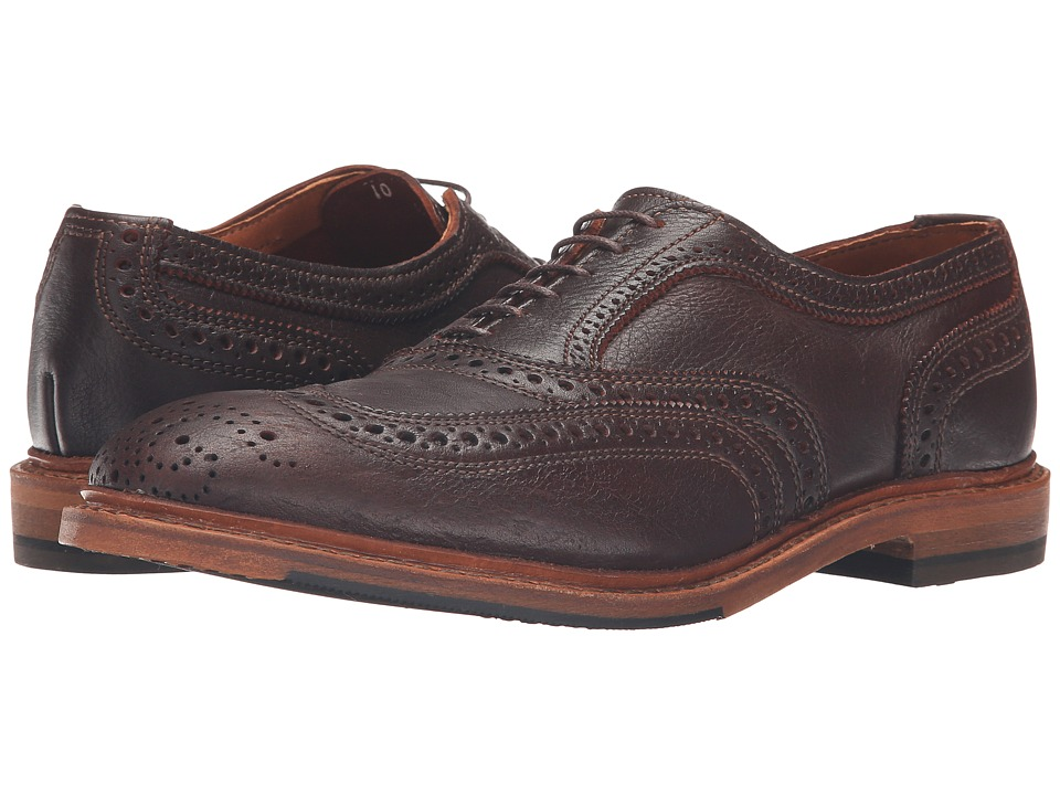 Allen-Edmonds Neumok 2.0 (Brown Leather) Men