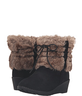 kensie girl Kids - Ankle Fur Boots (Little Kid/Big Kid)