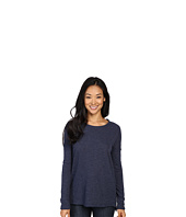 Dylan by True Grit - Bonded Soft Slub and Soft Knit Drop Shoulder Seam Tee
