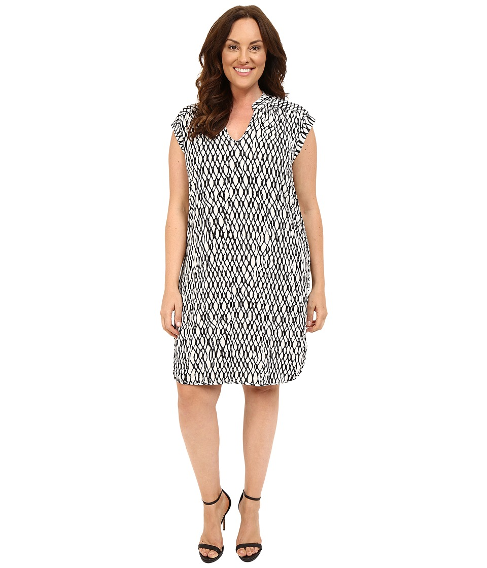 Tart Plus Size Mellie Dress Chain Link Womens Dress