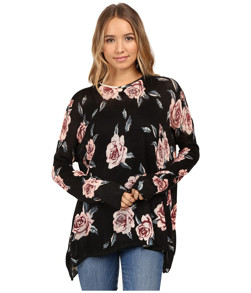 Show Me Your Mumu Bonfire Sweater (Flower Hour) Women