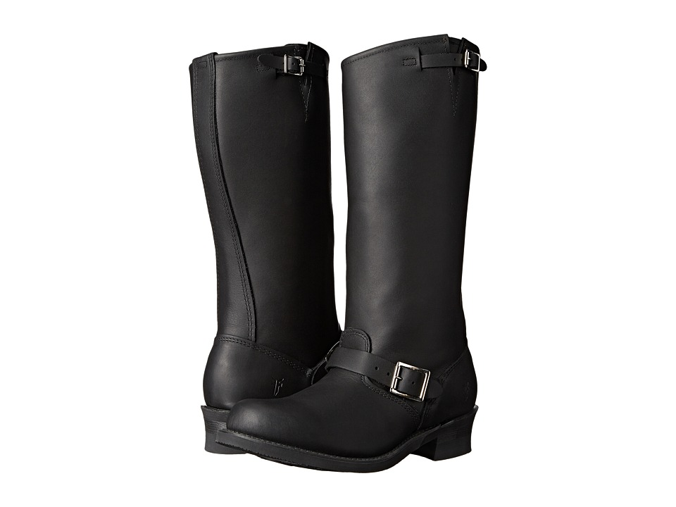 Frye Engineer 15R (Black) Western Boots