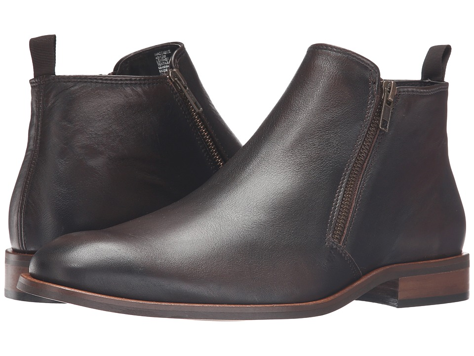 Dune London Maccabee (Brown Leather) Men