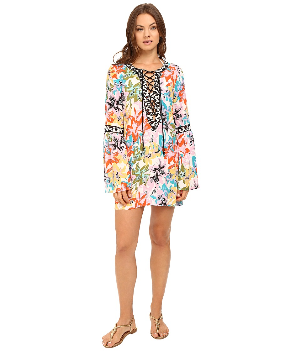 Nanette Lepore - Copa Cubana Covers Tunic Cover-Up