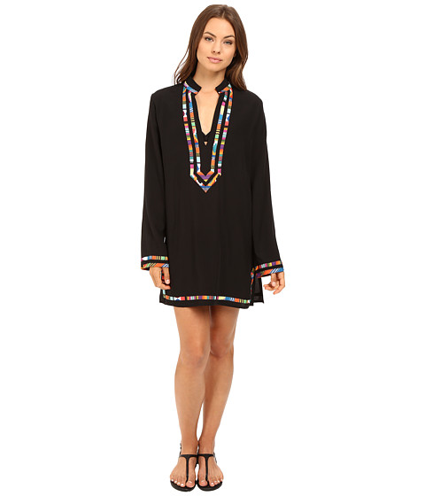 Nanette Lepore Mambo Covers Tunic Cover-Up