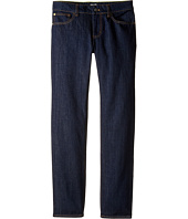 Armani Junior - Regular Fit Dark Wash Denim in Denim Indaco (Toddler/Little Kids/Big Kids)