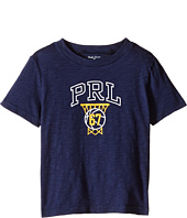 Ralph Lauren Baby - 30/1 Slub Jersey Graphic T-Shirt (Infant)