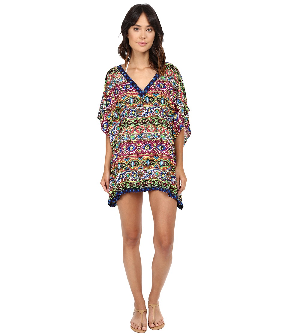 Nanette Lepore - Carnaval Covers Caftan Cover-Up